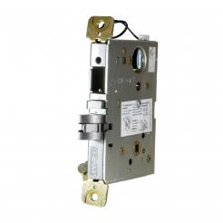 Mortise locks for Schlage mortise lock template